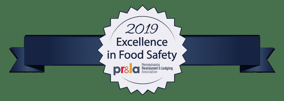 2019 PRLA Food Safety Award