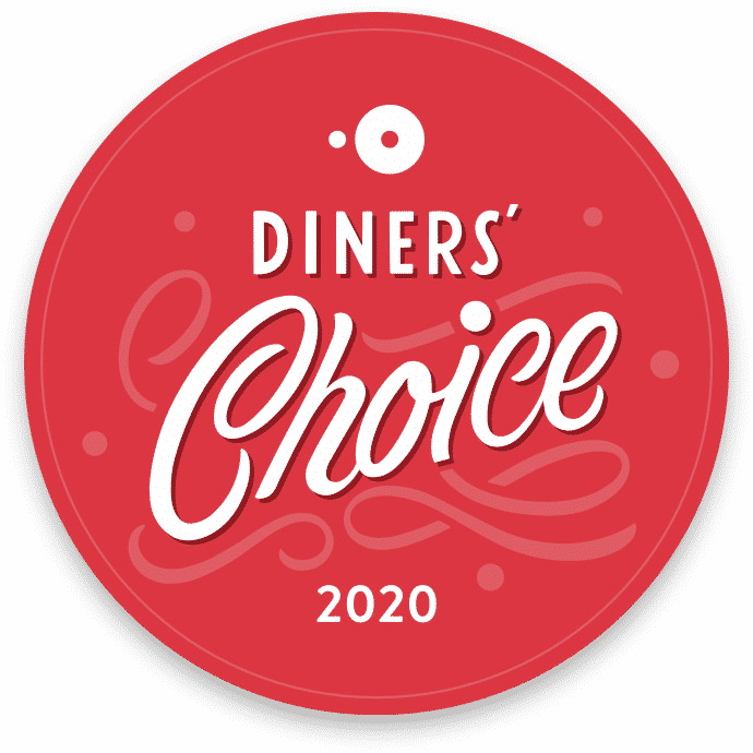 2020 Diners' Choice Grace Restaurant