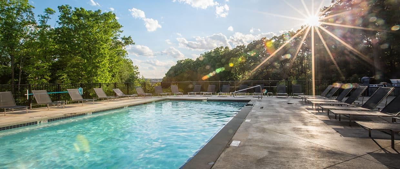 carnegie inn and spa pool
