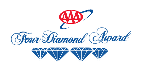 4 diamond AAA logo