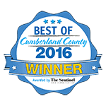 2016 the best of cumberland county logo