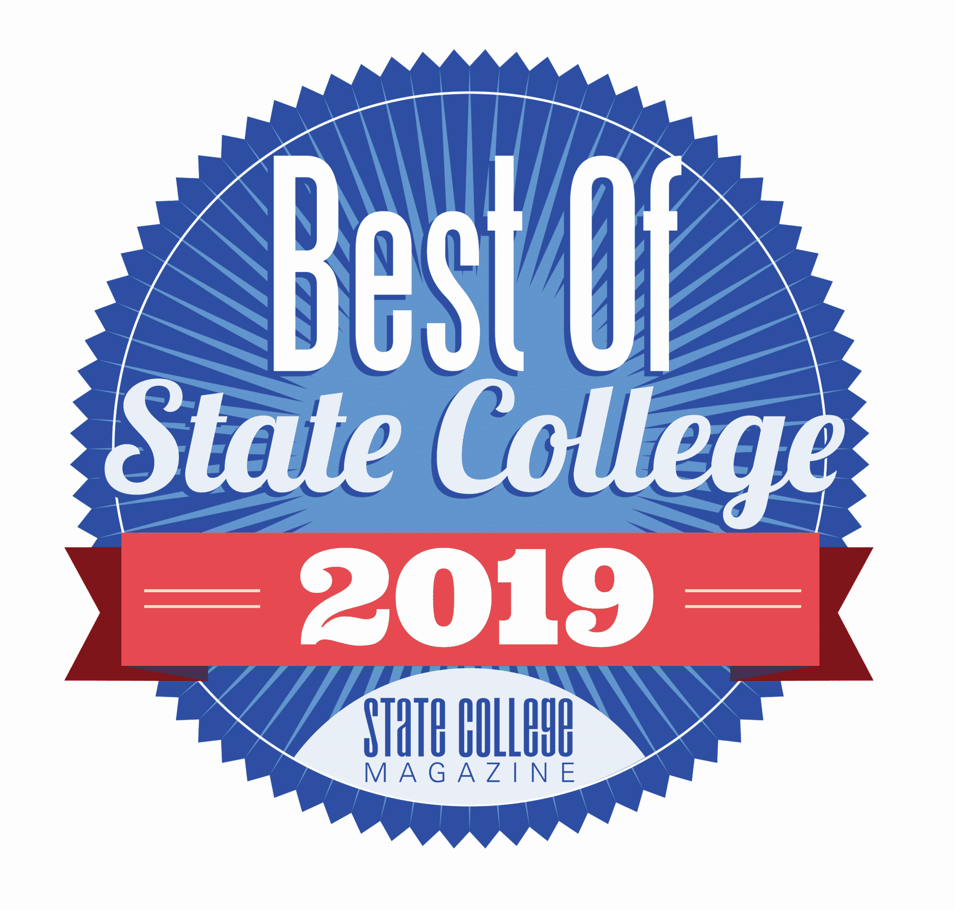 Best of State College 2019 Logo