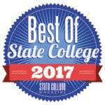 best of college 2017 logo