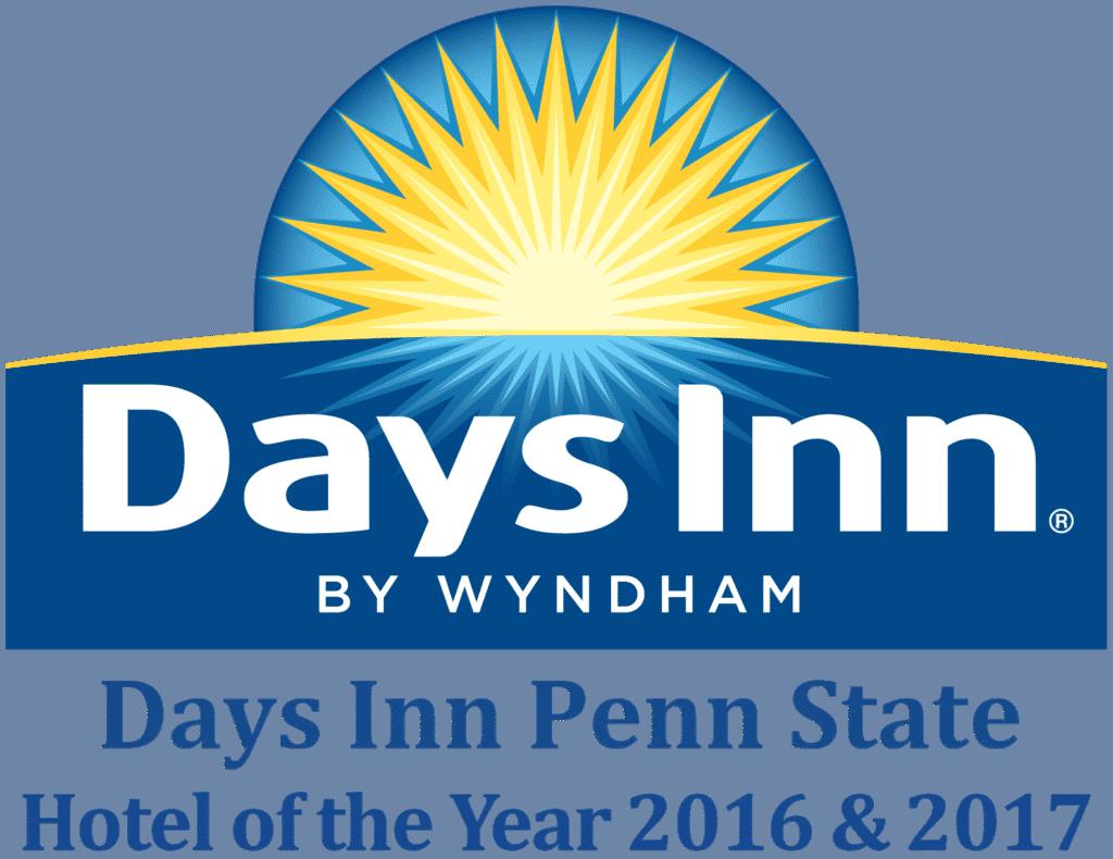 Days Inn Penn State logo