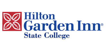 hilton garden inn state college logo