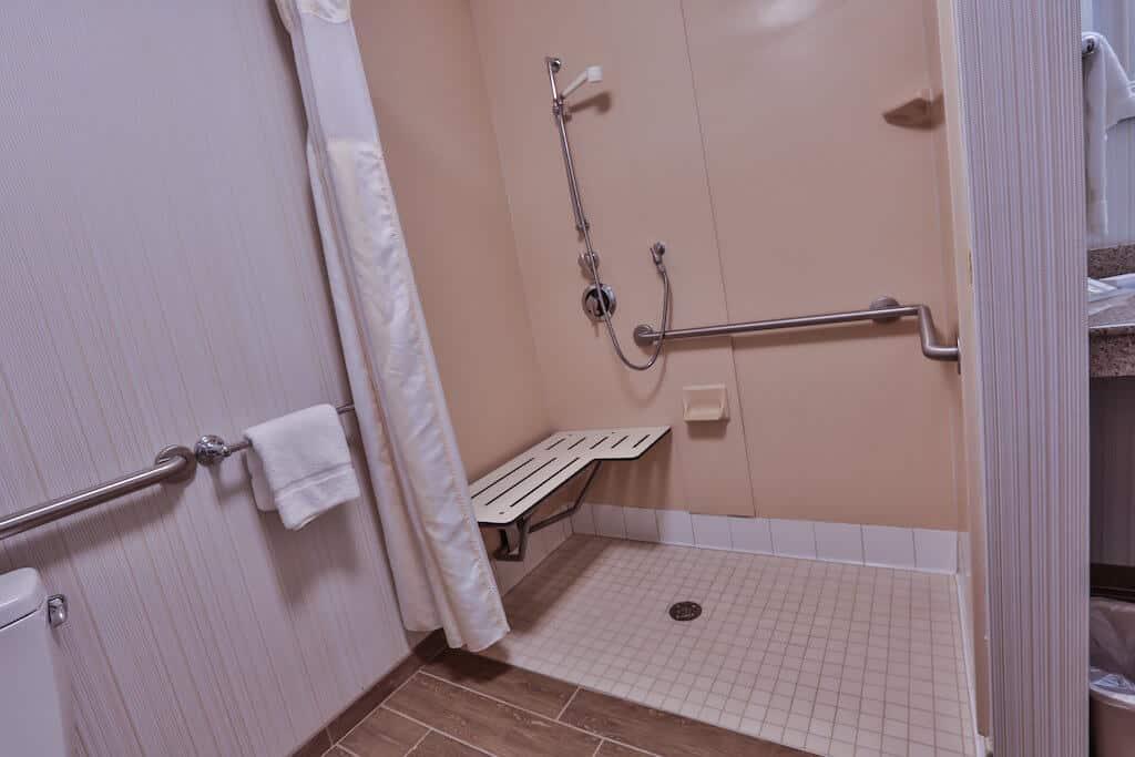 K1RRD Rollin Shower