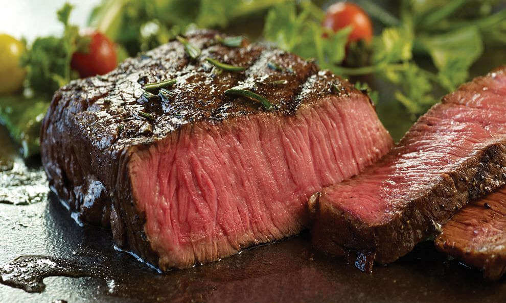 steak - stock image
