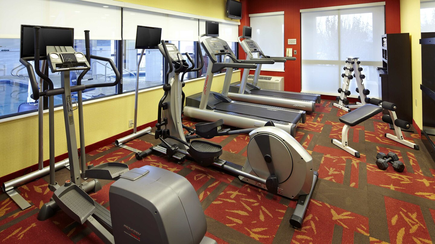 Courtyard by Marriott Altoona fitness