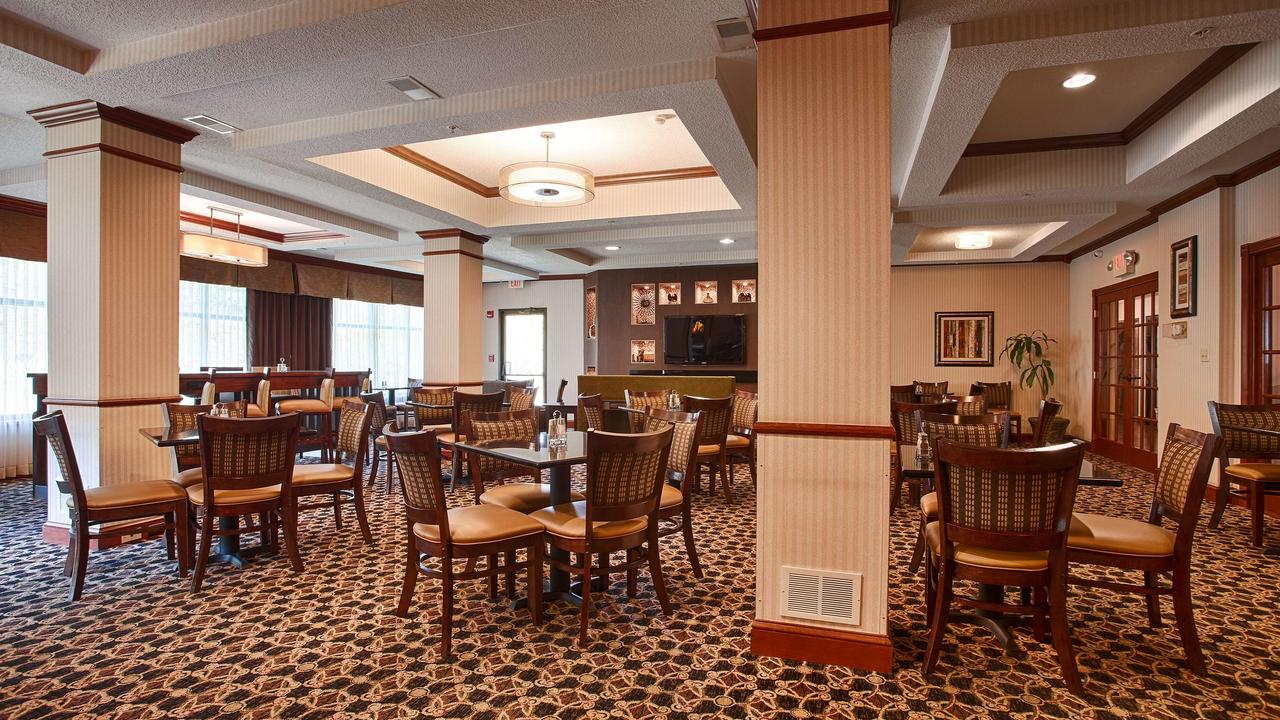 best-western-clearfield-dining-area