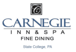 Carnegie Inn and Spa State College PA logo