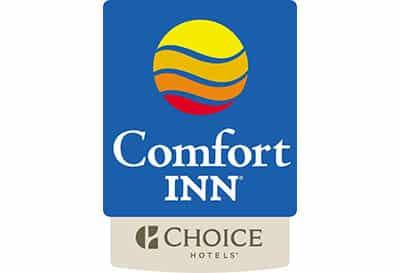 Comfort Inn Choice Hotels logo