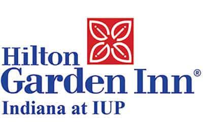 Hilton Garden Inn Indiana logo