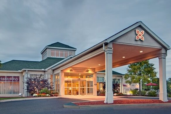 Lion Country Lodging Hilton Garden Inn State College