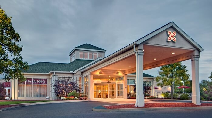 Hilton Garden Inn Hotels State College front entrance