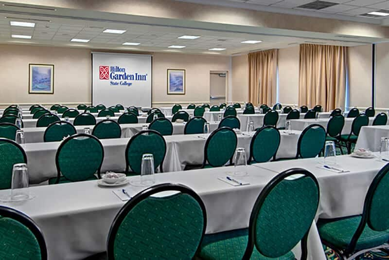 Hilton Garden Inn State College Conference Room