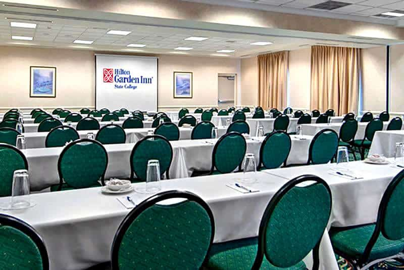 hilton garden inn meeting room