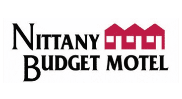 nittany budget motel official logo